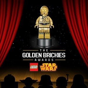 NOR 3945 Lego StarWars Golden Brickies_Banner 488px-488px