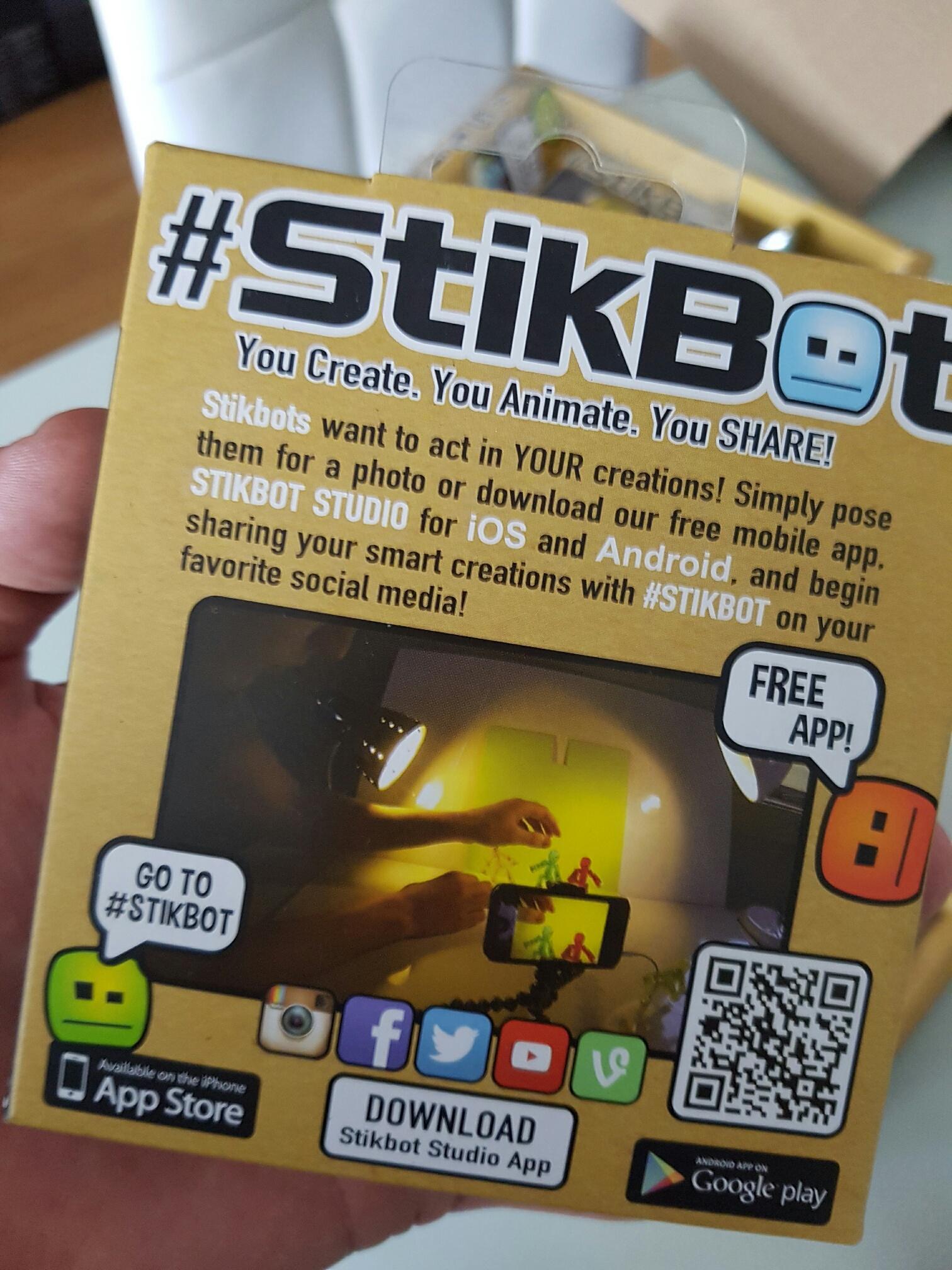 Stikbot 1