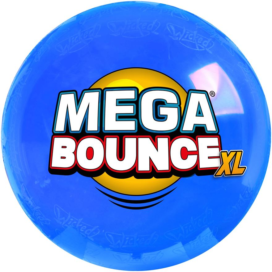 MEGA BOUNCE BALL