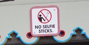 selfiesticks