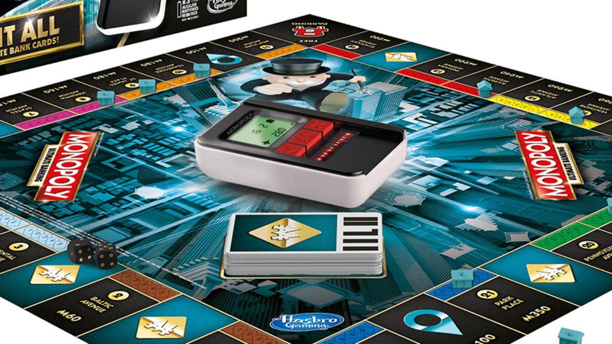 Monopoly Hasbro