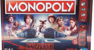 Stranger Things Monopoly