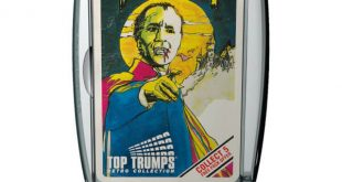 Top Trumps retro