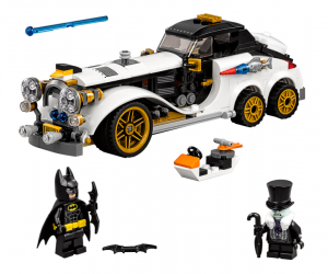 LEGO Arctic roller