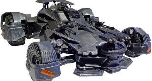 Batmobile from Mattell