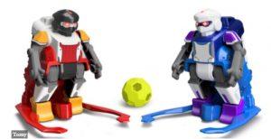 Tomy Soccer Borgs