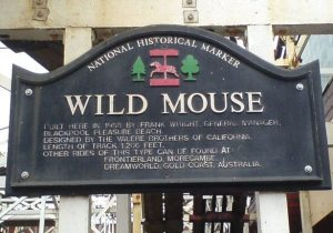 Wild Mouse Blackpool Pleasure Beach