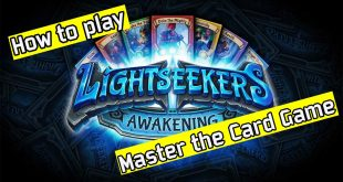 Lightseekers - How to play