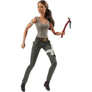Tomb Raider lady