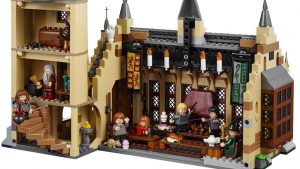 LEGO Hogwarts Great Hall