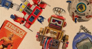 Iconic toys