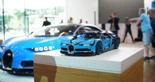 Bugatti Chiron by LEGO