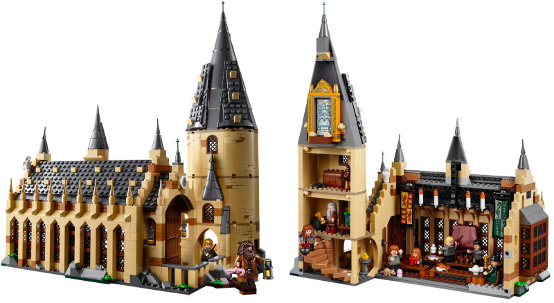 Image result for lego hogwarts