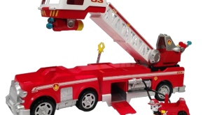 Ultimate Fire Rescue - Paw Patrol