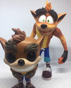 Bandicoot from Funko
