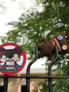 A lucky Fuggler