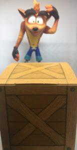 Crash's crap crate