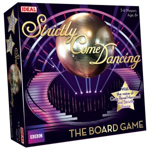 Strictly Come Dancing - The Board Game
