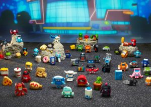 Botbots Launched At Comic Con