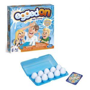 Egged On