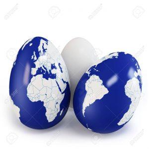 egg globe