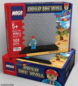 MAGA Build the Wall