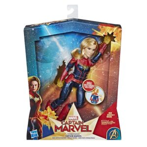 Captain Marvel Photon FX