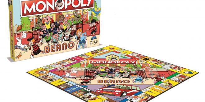 Beano Monopoly