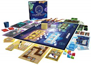 Crystal Maze - The Board Game