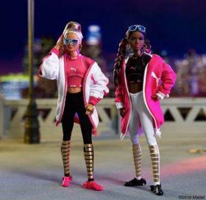 Puma Barbie