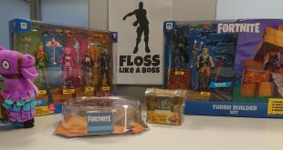 Fortnite toys arrive