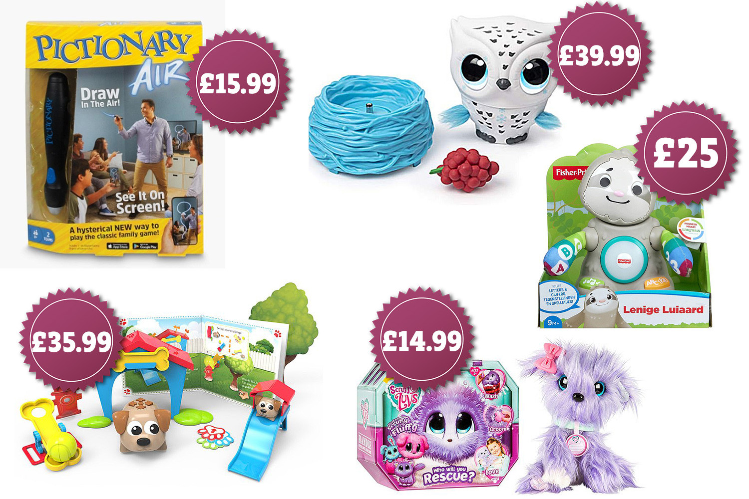 This Morning has revealed its top 12 toys for Christmas