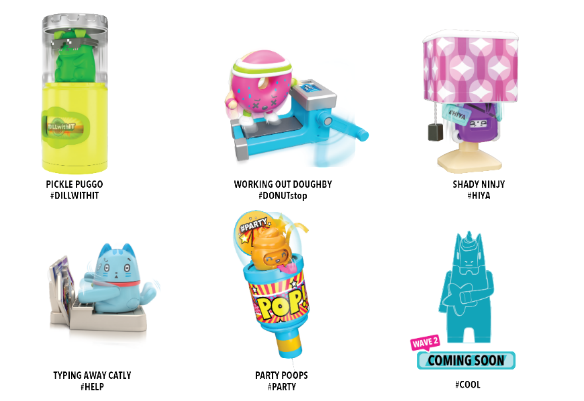 Moose Toys to Launch Oh! My Gif Products at Walmart, Target ...