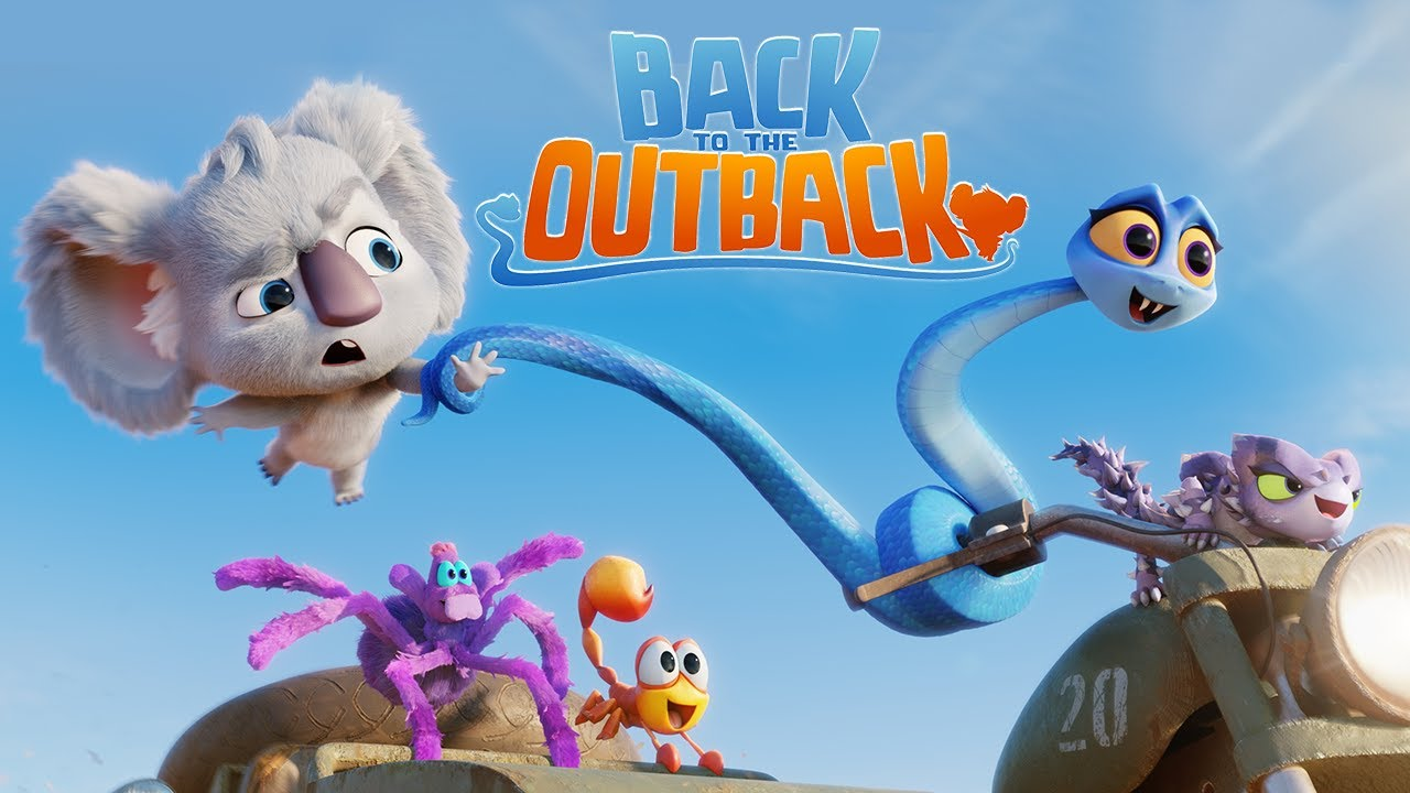 Image result for back to the outback biz