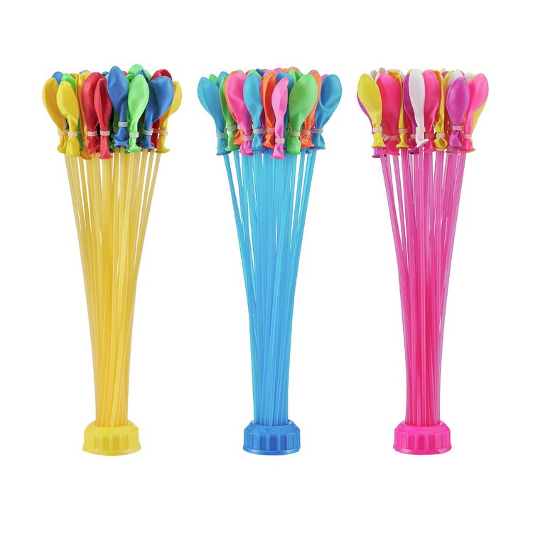 Xshot Bunch O Balloons Crazy Colours- 3 Pack 0