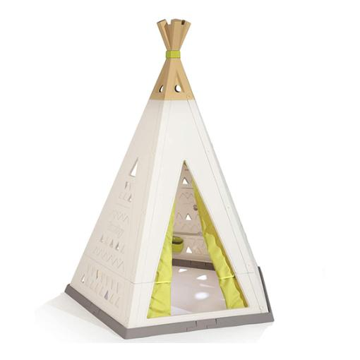 smoby teepee tent minuenta